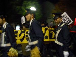 新宿から渋谷へ!