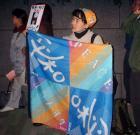 06年3月26日の防衛庁前!