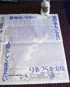 2010年5月3日 読売新聞に意見広告!